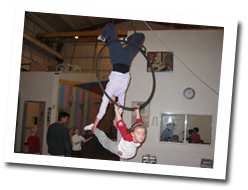Trapeze Arts Summer Camp